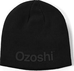 Ozoshi Czapka Ozoshi Hiroto Classic Beanie czarna OWH20CB001