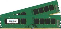 Pamięć Crucial DDR4, 16 GB,2400MHz, CL17 (CT2K8G4DFD824A)