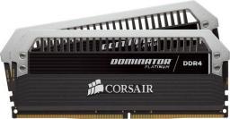 Pamięć Corsair Dominator Platinum, DDR4, 16 GB,3600MHz, CL18 (CMD16GX4M2B3600C18)