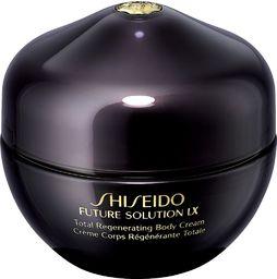 Shiseido Krem do ciała Future Solution Lx Total Regenerating Total Body Cream rewitalizujący 200ml