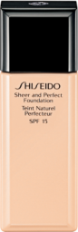 SHISEIDO Sheer and Perfect Foundation SPF15 podkład B60 Natural Deep Beige 30ml