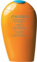 Shiseido SUNCARE TANNING EMULSION SPF 6 150ML
