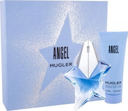THIERRY MUGLER Zestaw Angel  EDP 50ml + Balsam 100ml