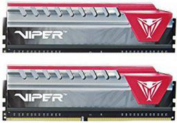 Pamięć Patriot Viper Elite, DDR4, 16 GB, 2400MHz, CL15 (PVE416G240C5KRD)