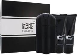 MONT BLANC Emblem Zestaw dla mężczyzn