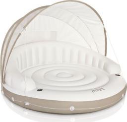 Intex Wyspa-materac z zadaszeniem - 58292