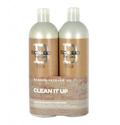 Tigi Bed Head Men Clean Up Duo Kit M 1500ml