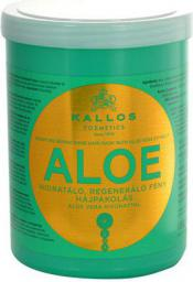 Kallos Aloe Vera Moisture Repair Shine Hair Mask Maska do włosów 1000ml