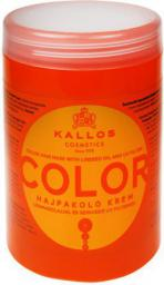 Kallos Color Hair Mask Maska do włosów farbowanych 1000ml