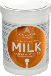 Kallos Milk Hair Mask Maska do włosów 1000ml