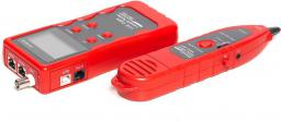 NetRack tester kabli RJ45, RJ11, BNC, USB,  8 kontrolerów (103-15)
