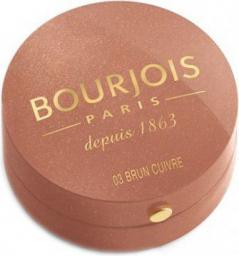 BOURJOIS Paris róż do policzków 2,5g Brun Cuivré 03