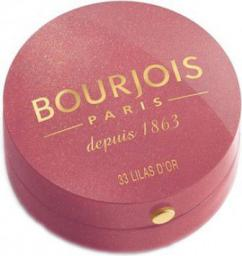 BOURJOIS Paris róż do policzków 2,5g Lilas D'or 33