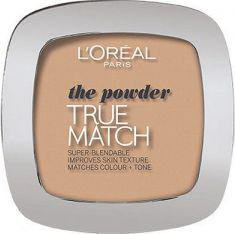 L'Oreal Paris True Match Powder Puder w kamieniu W5 Golden Sand 9g