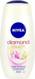 Nivea Diamond Touch Cream Oil Shower Żel pod prysznic 250ml