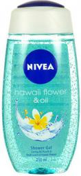 Nivea Hawaii Flower & Oil Shower Gel Żel pod prysznic 250ml
