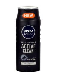 Nivea Men Active Clean Shampoo Szampon do włosów 250ml