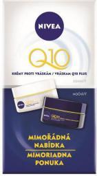 Nivea Q10 Plus Day Night Cream Zestaw dla kobiet