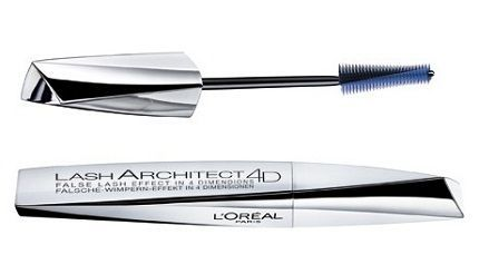 L'Oreal Paris Lash Architect 4D Mascara Black (W) 10,5ml czarny
