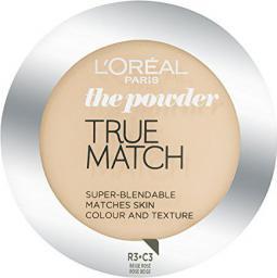 L'Oreal Paris True Match Powder Puder w kamieniu C3 Rose Beige 9g