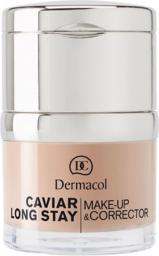 Dermacol Caviar Long Stay Make-Up & Corrector 3 Nude 30ml