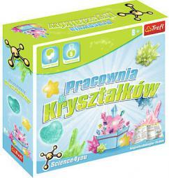 Trefl SCIENCE4YOU Pracownia Kryształków Medium - 60507