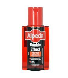 Alpecin Double Effect Caffeine Shampoo Szampon przeciwłupieżowy 200ml
