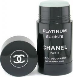 Chanel  Egoiste Platinum Dezodorant w sztyfcie 75ml