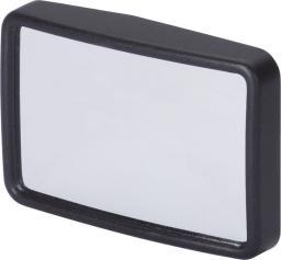 Herbert Richter Samoprzylepne lusterko 40 x 60 x 22 mm, czarne (10410101)