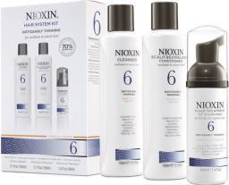 Nioxin Hair System 6 Kit Zestaw dla kobiet