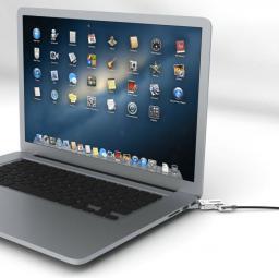 Linka zabezpieczająca Maclocks do MacBook Pro 15 Retina (MBPR15BRWEDGE)