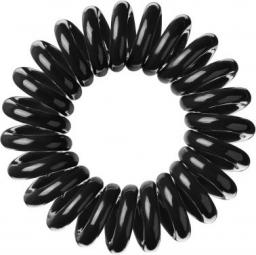 Invisibobble Hair Ring 3szt Black