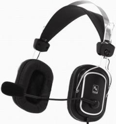 Słuchawki z mikrofonem A4Tech Evo Vhead 50 HS-50 (A4TSLU09264)