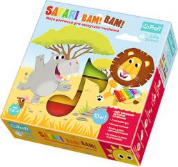 Trefl Little Planet Safari bam bam - 01383