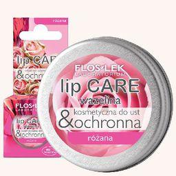 FLOSLEK Lip Care Wazelina do ust Róża  15g - 142781