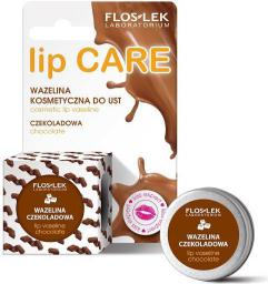 FLOSLEK Lip Care Wazelina do ust Czekolada 15g - 142767