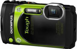 Aparat cyfrowy Olympus Tough TG-870, Zielony (V104200EE000)