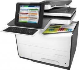 Urządzenie wielofunkcyjne HP PageWide Enterprise Flow 586z (G1W41A)