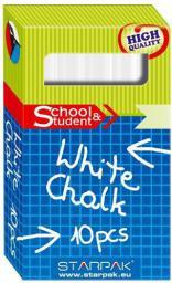 Starpak Kreda szkolna biała op10szt (262682)