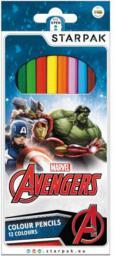 Starpak Kredki ołówkowe Avengers (356490)