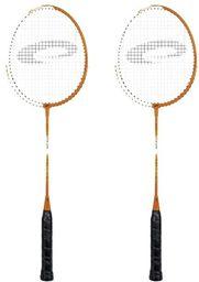 Spokey Zestaw do badmintona Fit One pomarańczowy - 83356