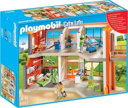 Playmobil Klinika pediatryczna - (6657)