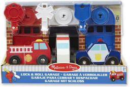 Melissa & Doug Lock & Roll Rescue Garage (14580)