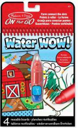 Melissa & Doug Water Wow! Connect the Dots (19485)
