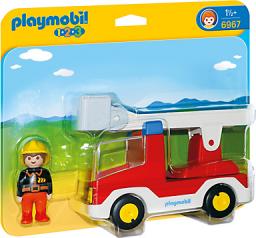 Playmobil Wóz strażacki  (6967)