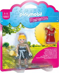 Playmobil Fashion Girl - Lata 50 (6883)