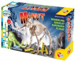 Lisciani Discovery mamut - świeci w ciemności (304-P41800)