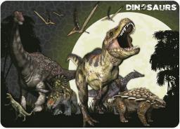 Derform Podkładka laminowana Dinozaur (DERF.PLADN)