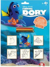Dante Pieczątki Finding Dory (043-5909)
