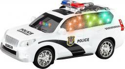 LEANToys Auto policyjne - policja światło dźwięk (1818910653303)